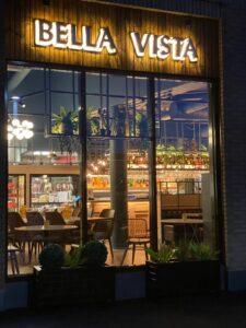 Bella Vista utenifra