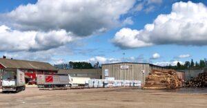 Bergene Holm AS. Foto: Plassen vår